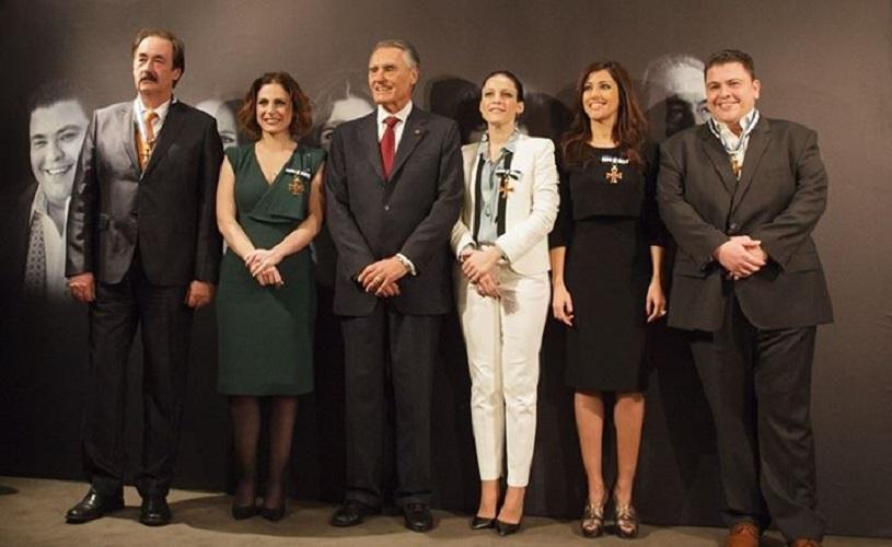 Ana Moura, Carminho e outros nomes do fado condecorados