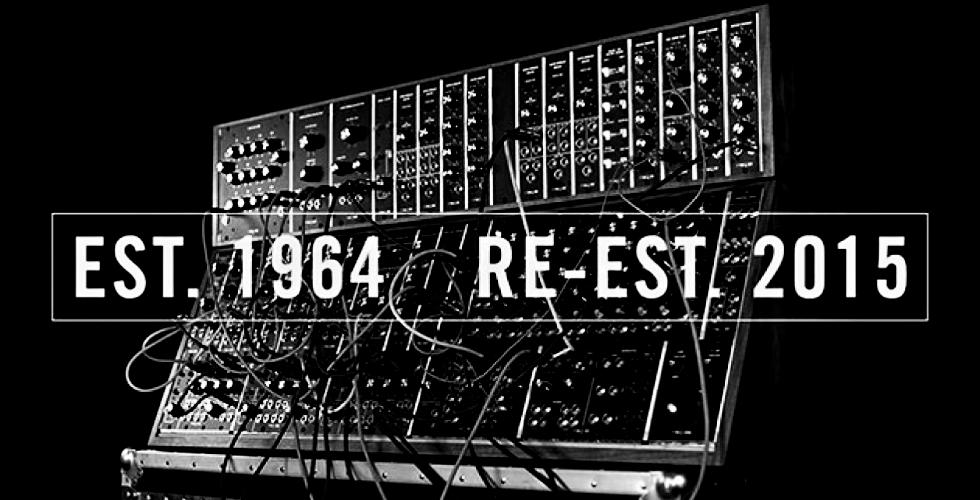 Os colossos modulares da Moog