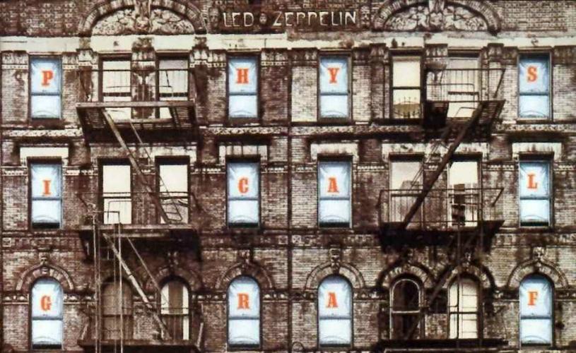 "De 1975 para 2015: Led Zeppelin reeditam ""Physical Graffiti"""