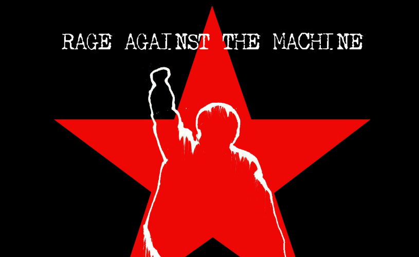 an introduction to the rage against the machine Hailing from france, the wackids bash through an abridged version of ratm's  1992 mosh-pit monster in the video above, playing down the.