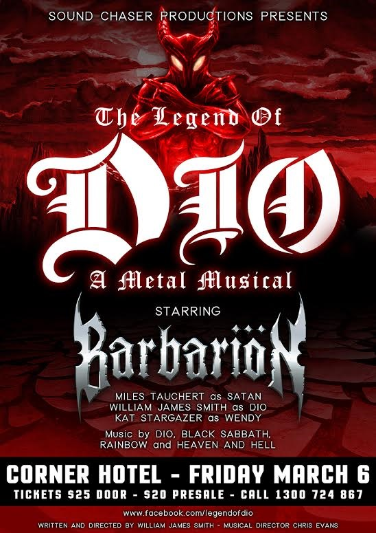 The Legend Of Dio: A Metal Musical