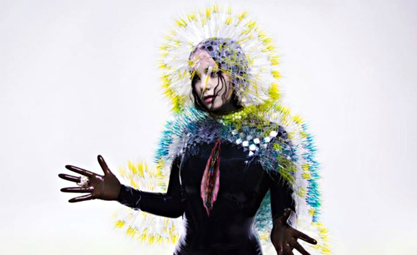 "Björk inicia tour de ""Vulnicura"" [vídeo]"