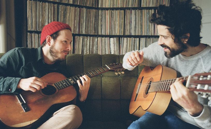 Devendra Banhart & Andy Cabic em Lisboa