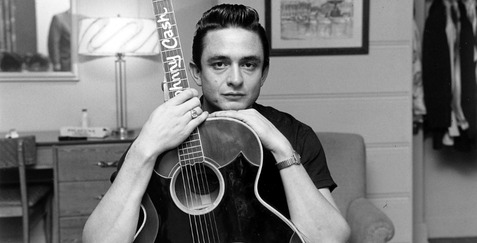 As guitarras Johnny Cash
