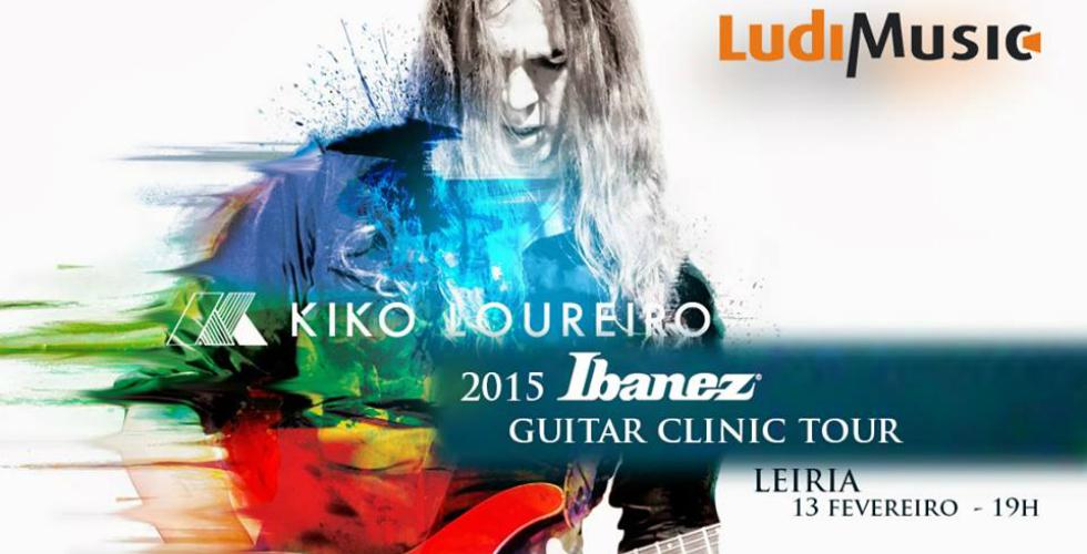 Kiko Loureiro regressa a Portugal