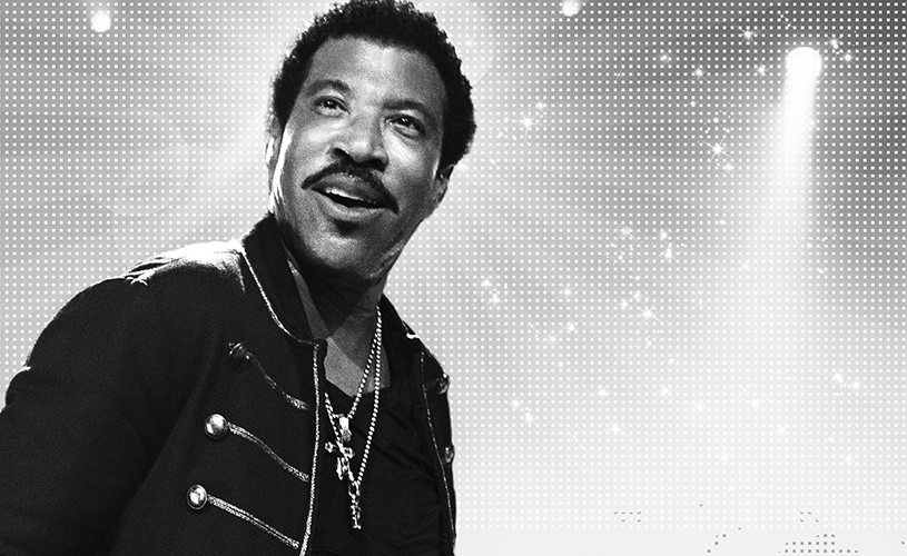 Lionel Richie confirmado no edpcooljazz