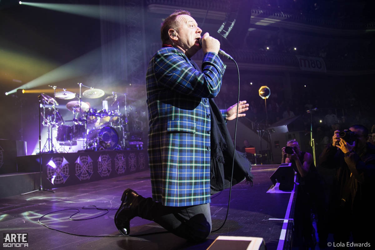 Simple Minds @ Coliseu dos Recreios [07.02.15]