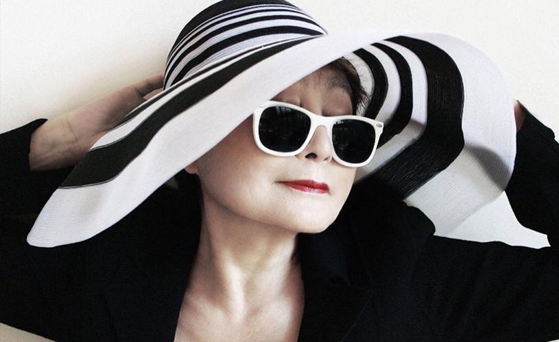 Yoko Ono celebra 82 anos!