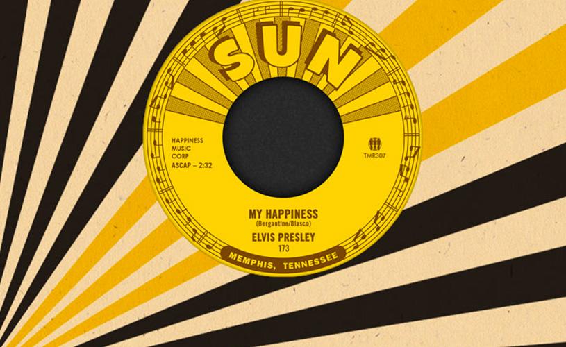 Primeira gravação de Elvis Presley editada por Jack White