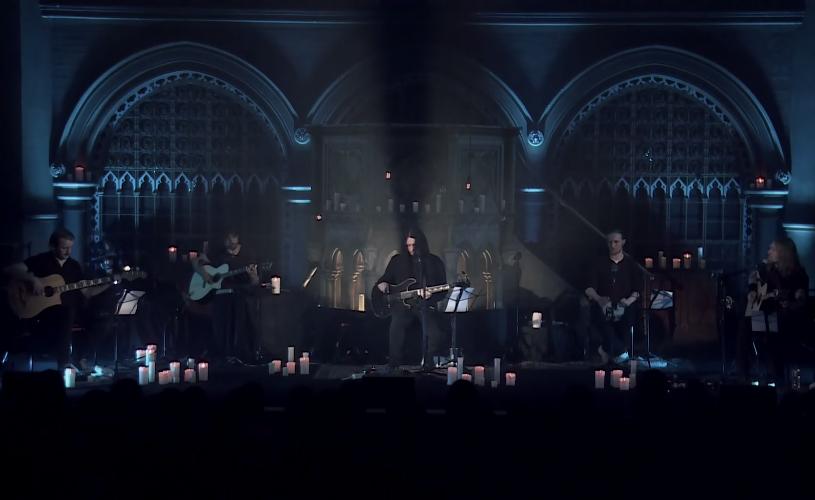 "Katatonia: Filme-concerto ""Sanctitude"" em breve"