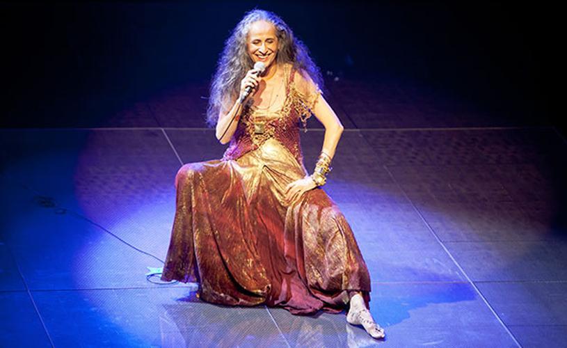 Maria Bethânia: 50 anos de música
