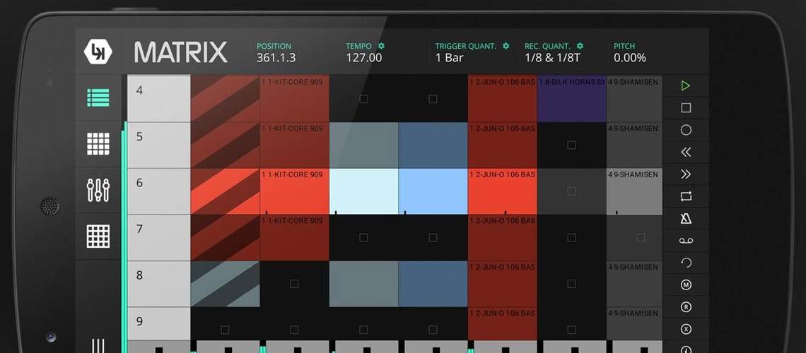 Imaginando lança LK – Live Controller