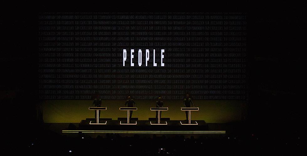 Kraftwerk, o Futuro Passado