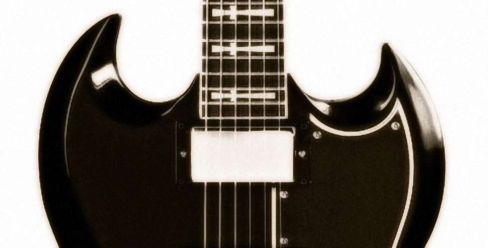 Epiphone Tony Iommi Signature SG