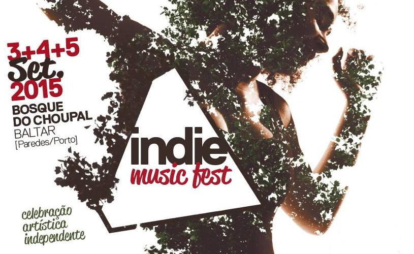 Primeiras confirmações para o Indie Music Fest'15