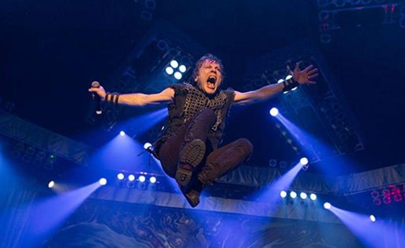 Iron Maiden: Bruce está livre do cancro