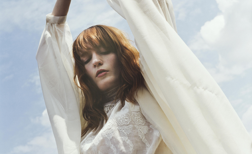 Florence and the Machine actuam no Meo Arena em Abril