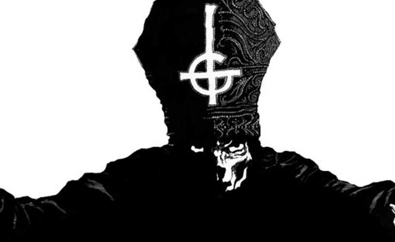 """Ghost: alinhamento e capa de """"Meliora"""""""