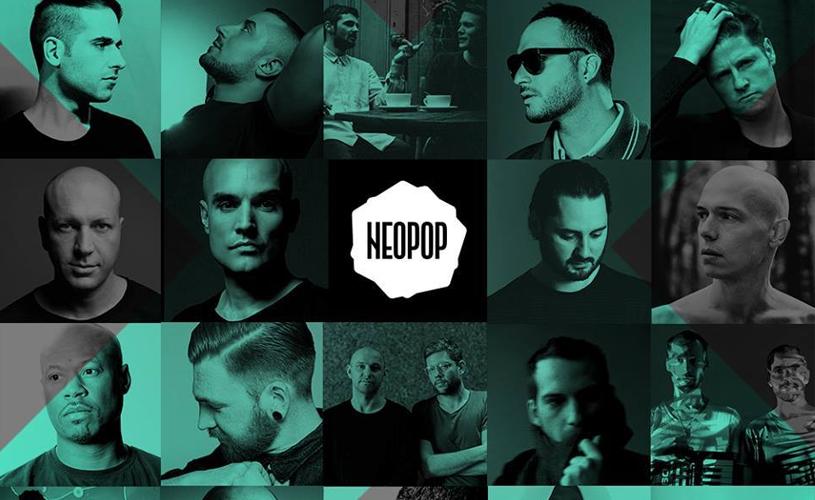 Mais 10 nomes no Neopop Festival 2015
