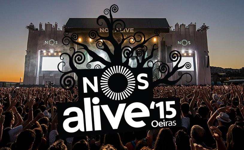 Alive: bilhetes para dia 9 e passes esgotados!
