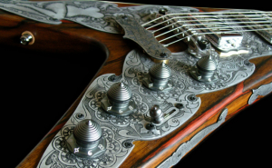 Gypsy Arrow-knobs