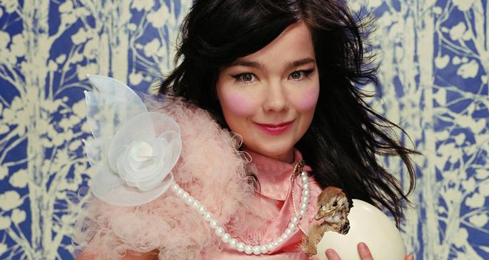 """Björk & The Hamrahlíð Choir, Nova Versão de """"Cosmogony"""""""