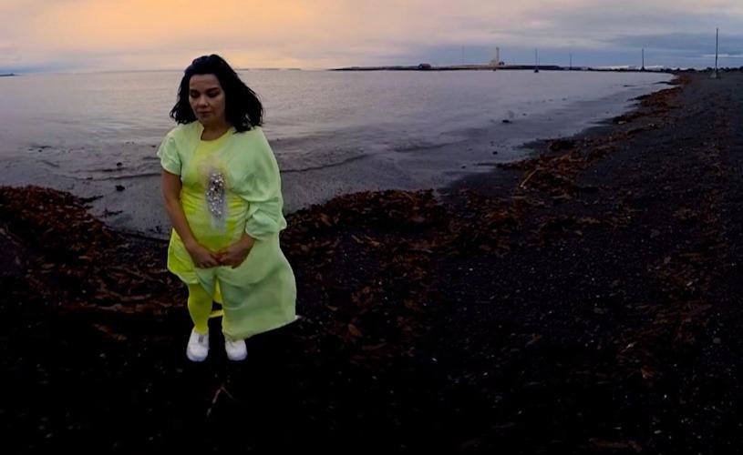 """Björk: Vídeo interactivo de """"Stonemilker"""""""