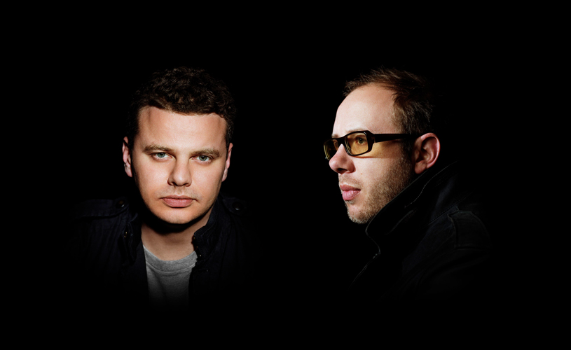 The Chemical Brothers no Alive