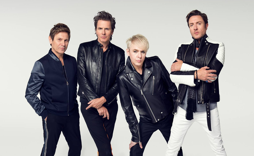 Duran Duran: novo álbum em streaming