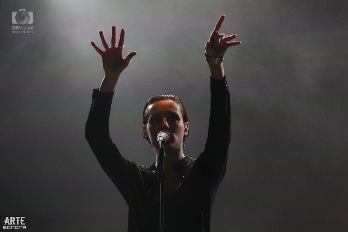 Savages @ SBSR [17.07.15]