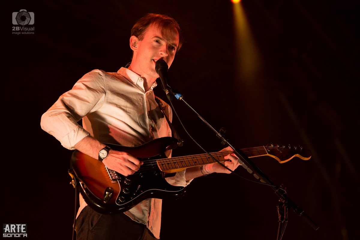 Bombay Bicycle Club @ SBSR [17.07.15]