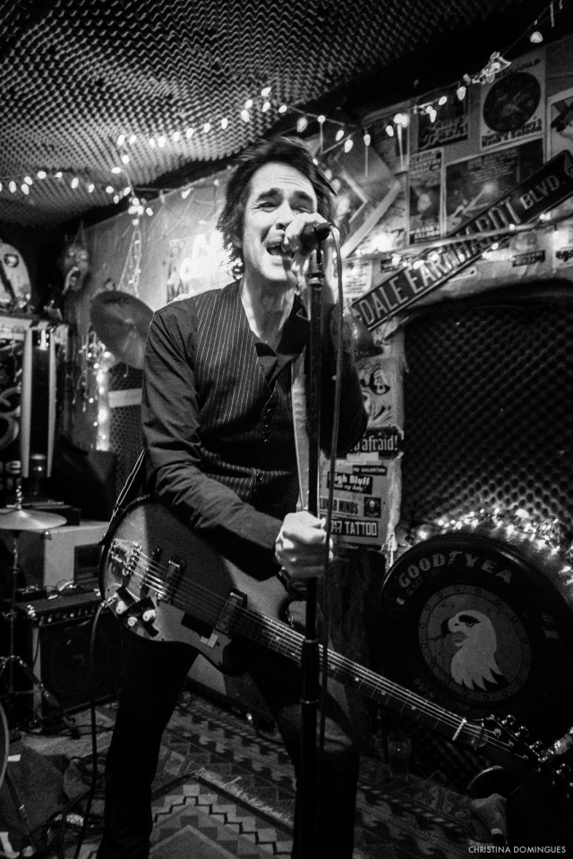JSBX Hank's Saloon, Brooklyn, NY 3.26.15. Foto: Christina Dominguez.