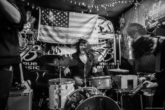 JSBX Hank's Saloon, Brooklyn, NY. Foto: Christina Domingues