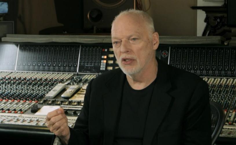 David Gilmour, Os Clássicos de Pink Floyd nas Guitarras em Leilão