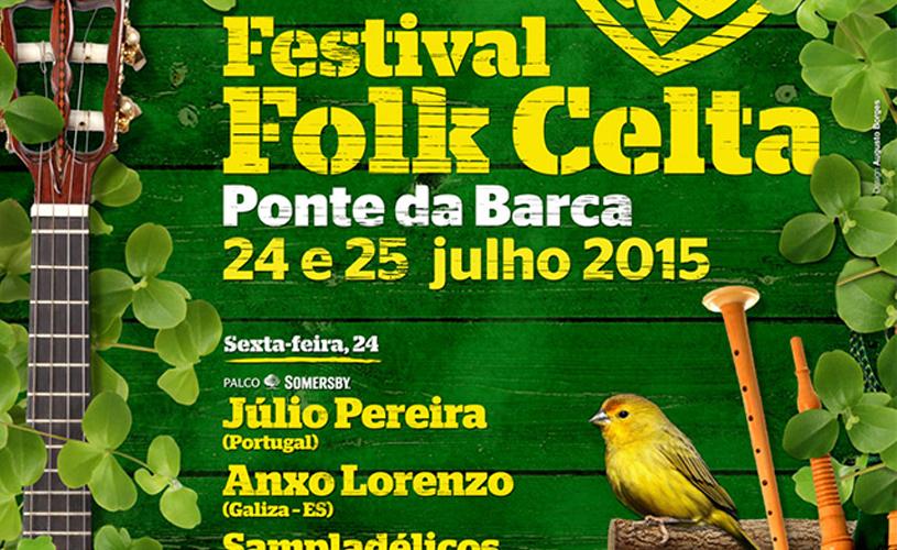 Festival Folk Celta 2015 anuncia cartaz completo