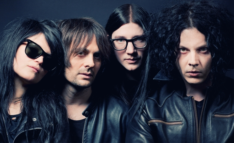 """The Dead Weather: Ouve """"Cop and Go""""!"""