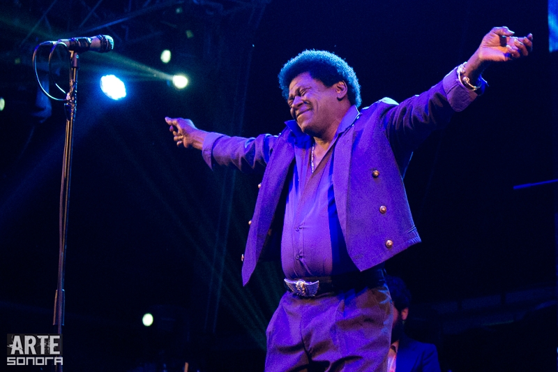 Charles Bradley And His Extraordinaires @ Vodafone Paredes de Coura'15