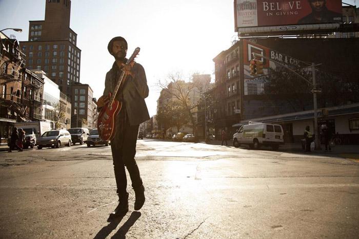 Gary Clark Jr: novo álbum a caminho