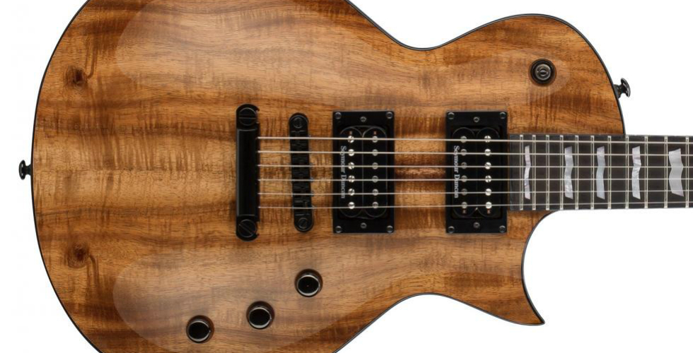 ESP, LTD EC-1000 Deluxe Koa