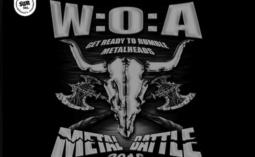 W:O:A Metal Battle Portugal 2016