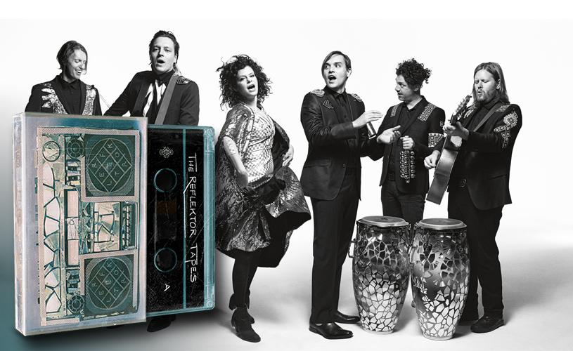"""Arcade Fire: Edição deluxe de """"Reflektor"""""""