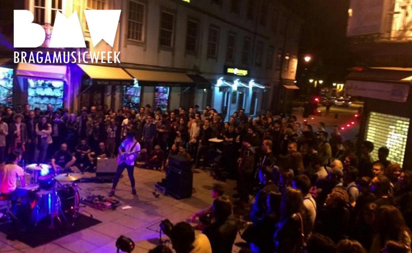 Braga Music Week: Flash com Atila e Tundra Fault