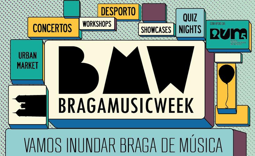 PASSATEMPO ENCERRADO: Braga Music Week | Dia 25