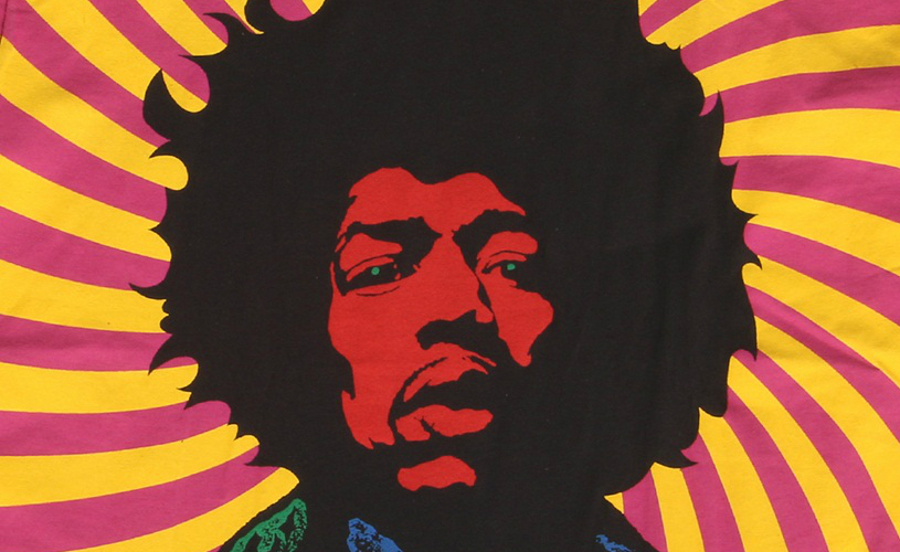 Hendrix por Rui Fingers