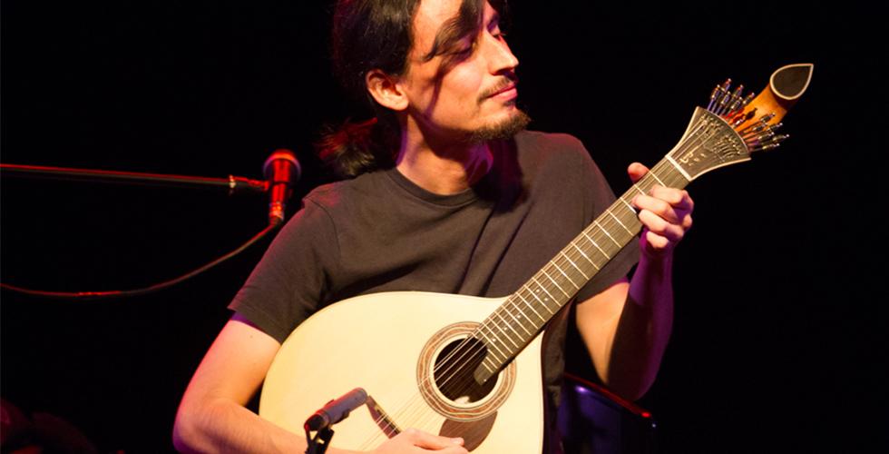 Luzio no Reino da Guitarra