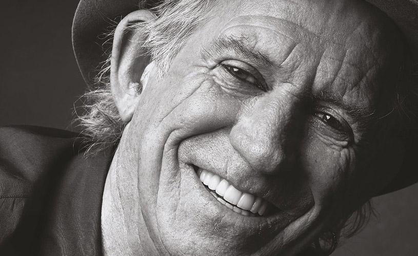 Ouve o novo álbum a solo de Keith Richards