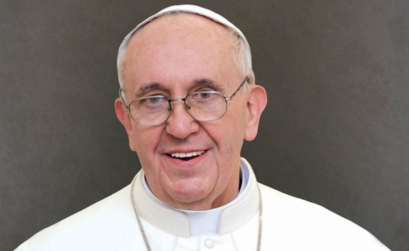 Papa Francisco grava álbum Prog