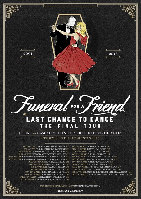 tour funeral