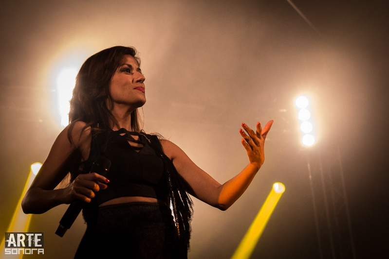 Ana Moura @ Bons Sons'15