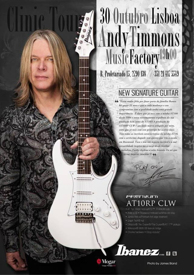 andy timmons clinic